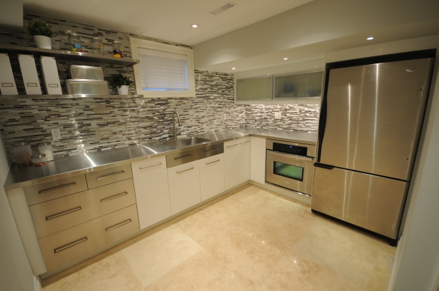 Windermere Basement Kitchen Kitchens Portfolio Oborne